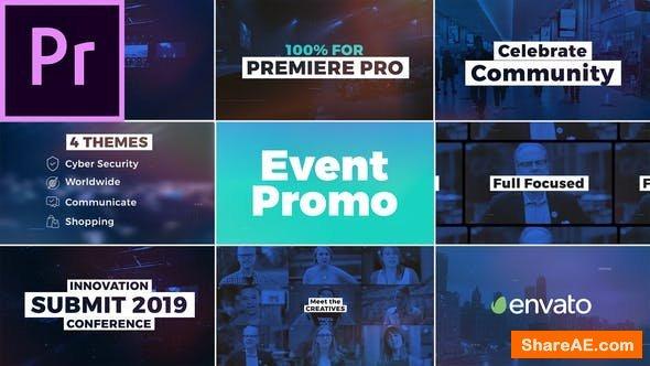 Videohive Event Promo I Conference - Premiere Pro 24991289