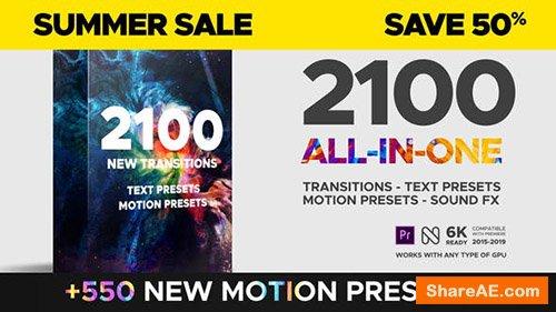 Videohive Transitions 22834323 - Premiere Pro