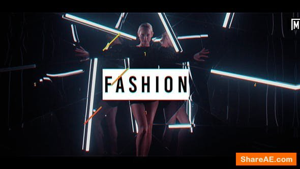 Videohive Urban Fashion Promo