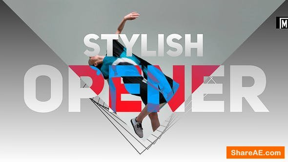 Videohive Hip Hop Stylish Opener