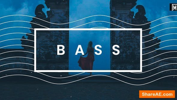 Videohive Bass Snap Opener