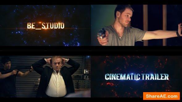 Videohive Cinematic Trailer 21261974