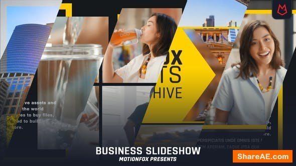 Videohive Business Slideshow 23727400