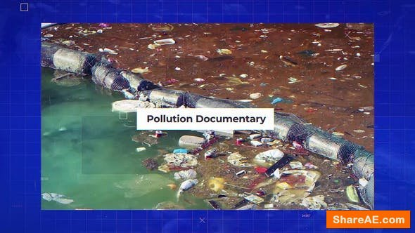 Videohive Pollution Documentary
