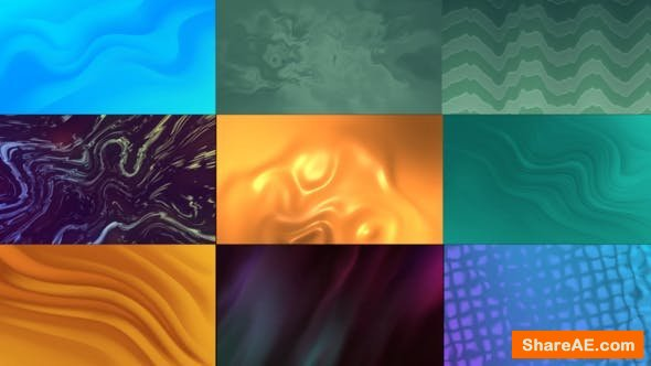 Videohive Unique Animated Backgrounds