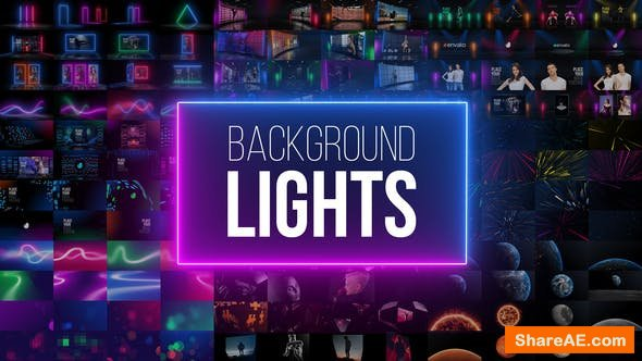 Videohive Background Lights