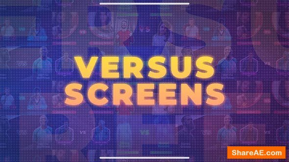 Videohive Versus Screens
