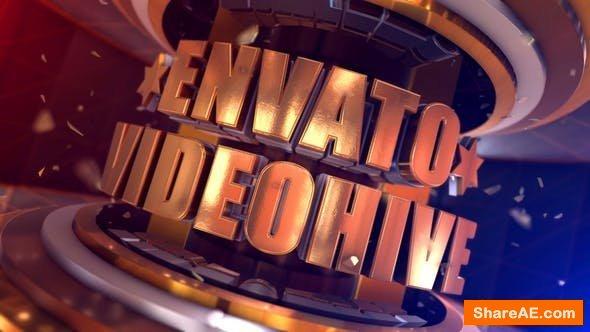 Videohive Golden Trailer