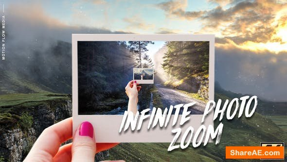 Videohive Infinite Photo Zoom