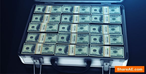 Videohive Money Reveal