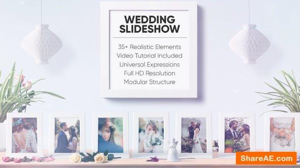 Videohive Wedding 22721953