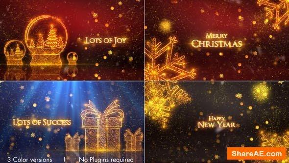 Videohive Christmas 22975556