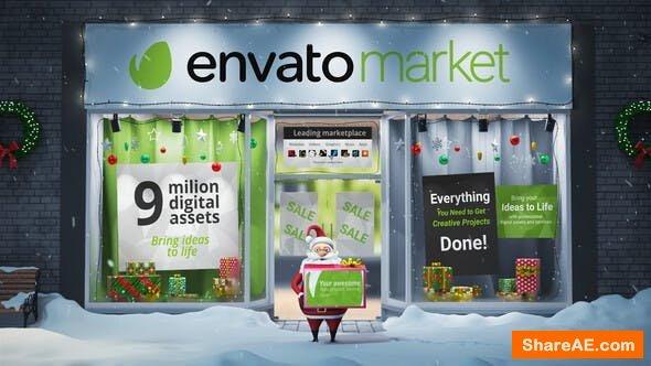 Videohive Santa - Christmas Magic 5