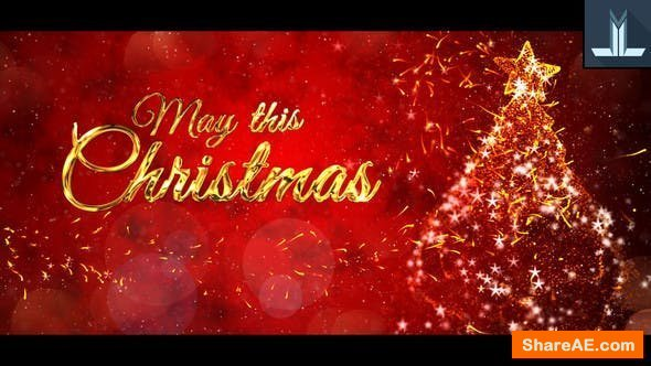 Videohive Christmas Wishes 23012603
