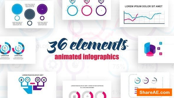 Videohive Infographics Elements vol.5