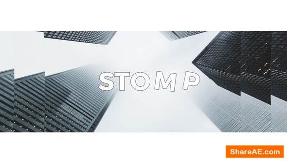 Videohive Stomp Intro - Stop Motion