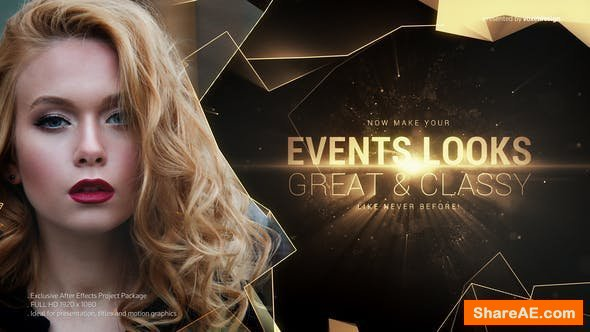 Videohive Excellence Awards Titles