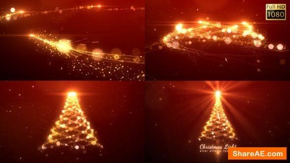 Videohive Christmas Light