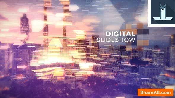Videohive Digital Slideshow 20879736