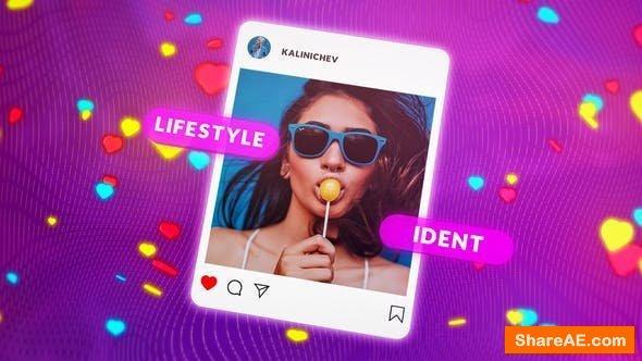 Videohive Instagram Social Media Promo