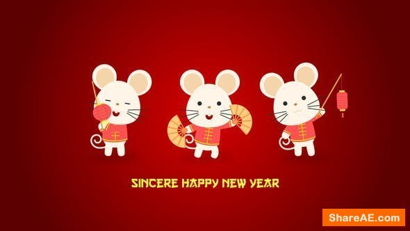 Videohive Chinese New Year Greeting