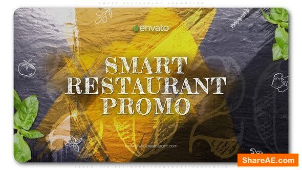 Videohive Smart Restaurant Promotion