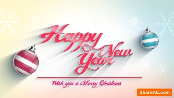 Videohive Happy New Year 18782374