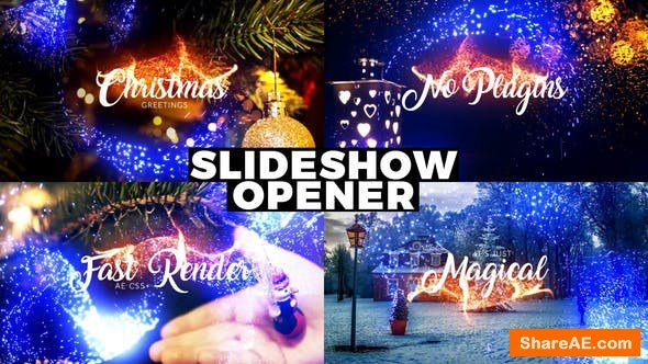 Videohive New Year Christmas