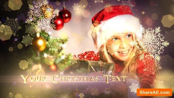 Videohive Christmas Wonders Promo