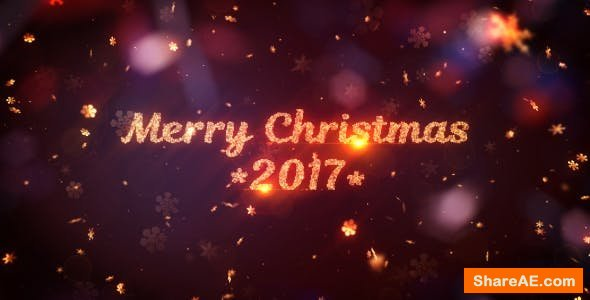 Videohive Christmas Titles 18941710