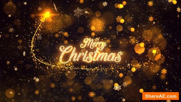 Videohive Christmas 22774557
