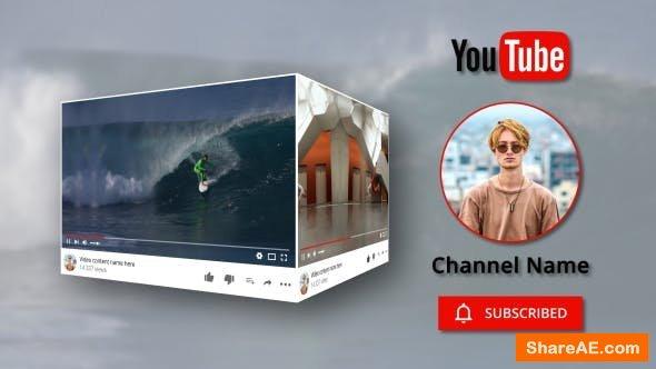 Videohive Youtube Promo 20944839
