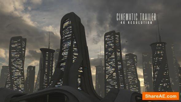 Videohive Futuristic Trailer