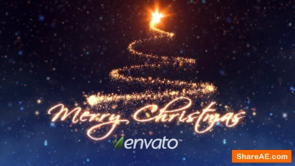 Videohive Christmas Angels