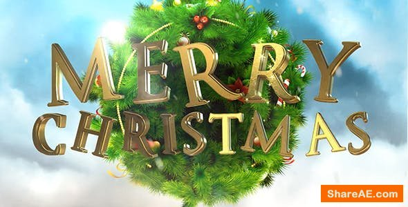 Videohive Christmas Wishes 18776588