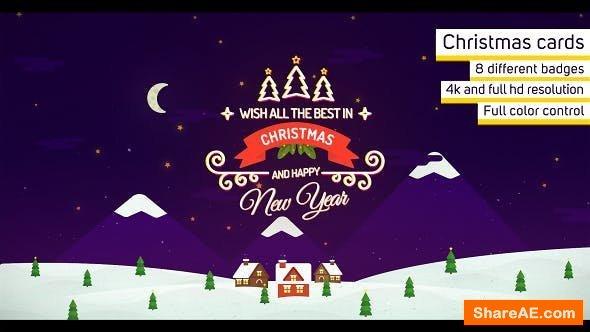 Videohive Christmas Opener 21112259
