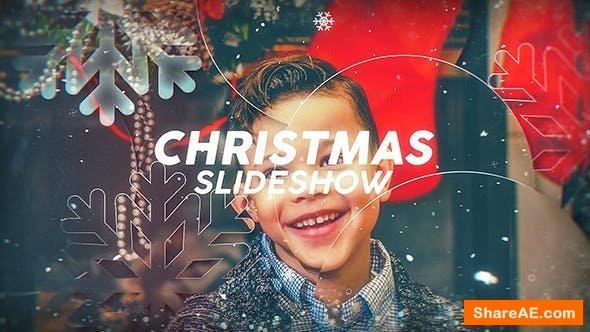 Videohive Christmas Slideshow 21074088