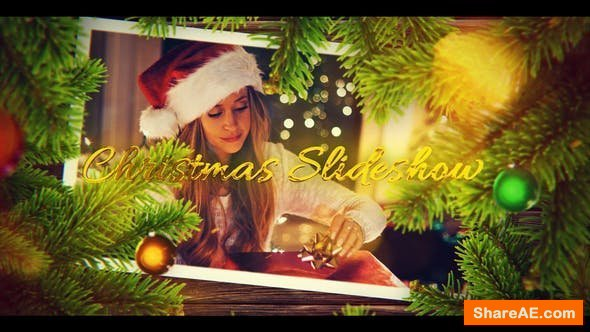 Videohive Christmas Wishes 22982305