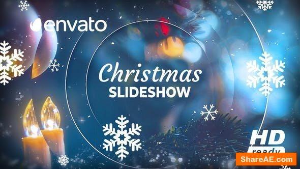 Videohive Christmas Slideshow 22997172