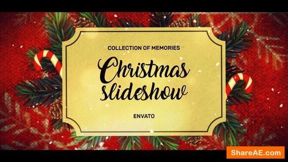 Videohive Christmas Slideshow 23021070