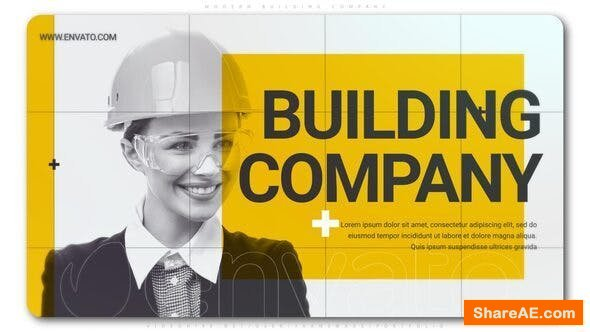 Videohive Modern Building Company