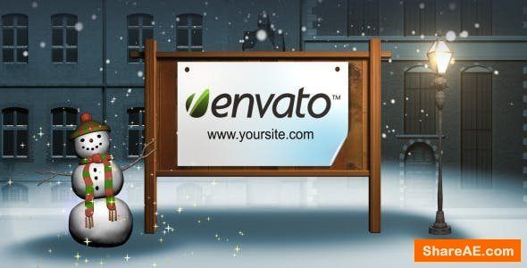 Videohive Holiday Panel