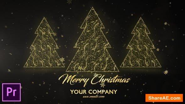 Videohive Christmas - Premiere Pro 24917533