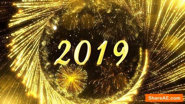 Videohive New Year Countdown 2019 23027671