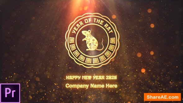 Videohive Chinese New Year 2020 - Premiere Pro 24937070