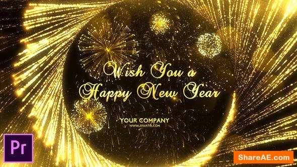 Videohive New Year Countdown 2020 - Premiere Pro