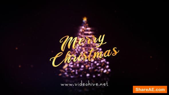 Videohive Christmas and New Year 3D