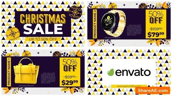 Videohive Christmas SALE - ver.2