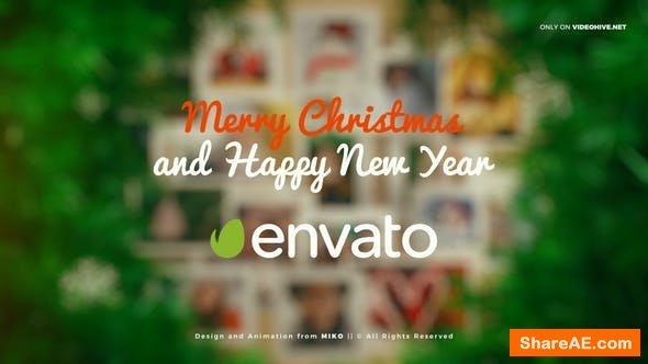 Videohive Christmas 25201848