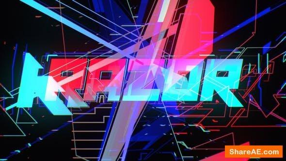 Videohive Razor Title Opener